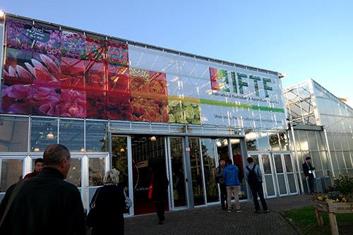 Hall d'exposition IFTF - Vijfhuizen Holland